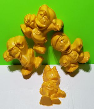 Disney Duck Tales 1989 Promotional JELLO Molds for Sale in Reinholds, PA