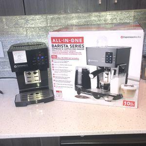 Espresso And Cappuccino Machine for Sale in Las Vegas, NV