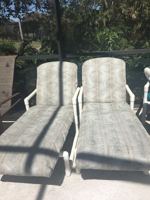 Pool Lounge Chairs for Sale in Saint Cloud, FL