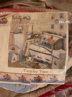 Baby crib bedding set for Sale in Reedley, CA