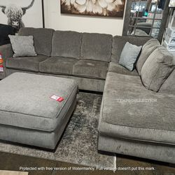 NEW IN THE BOX, L SHAPED SECTIONAL, ALLOY, IN STOCK NOW. for Sale in Santa Ana,  CA