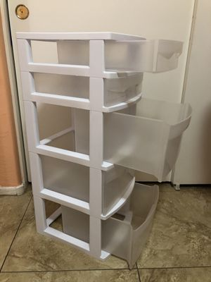 "Plastic drawer (31.5""H - 14.5""D -12.5""W) for Sale in Glendale, AZ"
