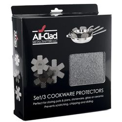 NEW 3 Piece Set Pro Cookware Protector All Clad for Sale in Phoenix,  AZ