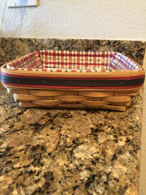 Longaberger Picnic Pal Combo for Sale in Moreno Valley, CA
