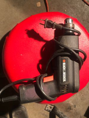 Black & Decker drill for Sale in Pueblo, CO