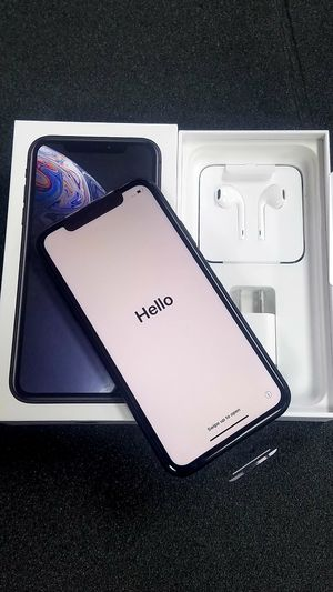 Brand New iPhone XR 64Gb At&t Cricket Straight talk Compatible for Sale in Kennedale, TX
