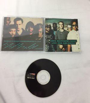 Dave Mathews Band Live CD Burlington VT 1/26/95 for Sale in Wichita, KS