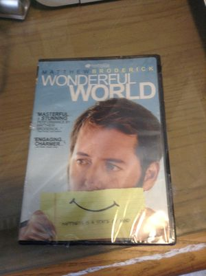 Matthew Broderick wonderful world for Sale in Hialeah, FL