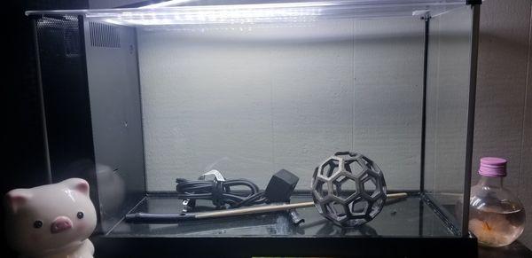Fluval Spec V Aquarium Fish Tank