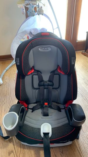 Graco Nautilus 65 car seat 3 in one for Sale in Portland, OR