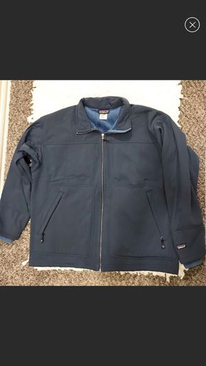 Mean's Patagonia blue size XL for Sale in Yukon, OK