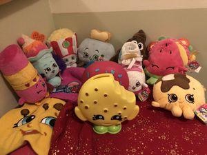 Shopkin stuff animals & shopkins piggy banks for Sale in Chicago, IL