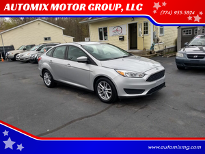 2018 Ford Focus for Sale in Swansea, MA