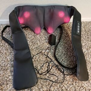 $100+ HoMedics Cordless Shiatsu Neck & shoulder massager with soothing heat Pain Relief Back Leg Rechargeable for Sale in Gresham, OR