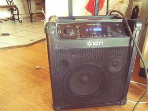 ION block rocker speaker for Sale in Los Angeles, CA