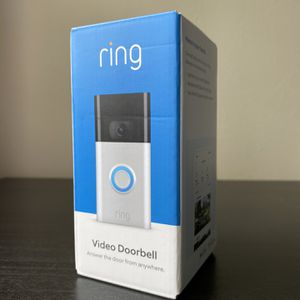 BLACK FRIDAY Ring HD Video Doorbell NEW for Sale in Miami, FL