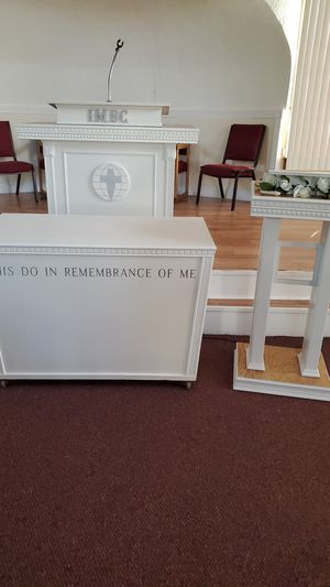 Pulpit set for Sale in Colorado Springs, CO
