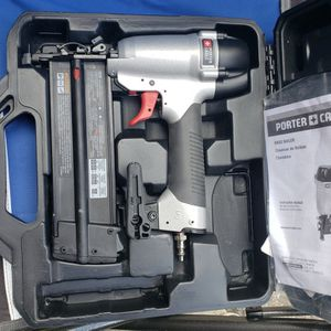 "Porter Cable Pneumatic Brad Nailer 5/8-2"" 18GA for Sale in Los Alamitos, CA"