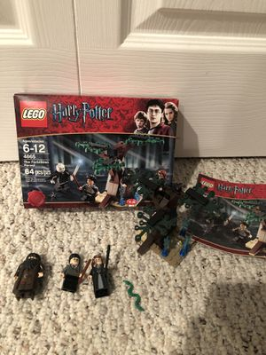 HARRY POTTER The Forbidden Forest Lego set (2011) for Sale in Frederick, MD