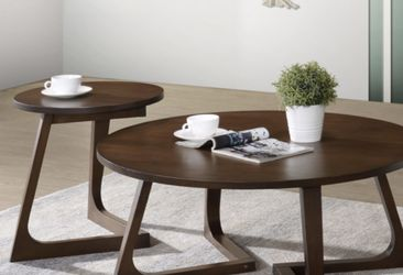 NEW CAMILO COFFEE TABLE AND SIDE TABLE SET ONLY $199 ADDITIONAL END TABLE $99 for Sale in Brandon,  FL