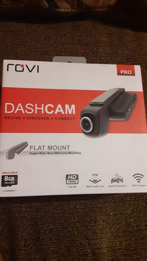 Rovi pro dash cam for Sale in Manchester, CT
