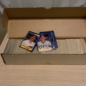 1985 Topps baseball Colllection Card for Sale in Peoria, AZ