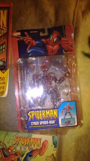 collectors spiderman action figure for Sale in Portland, OR