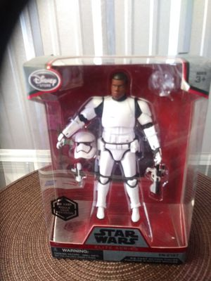 Star Wars Elite Series diecast action figure for Sale in Houston, TX