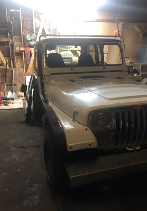 1995 Jeep Wrangler se for Sale in Cleveland, OH