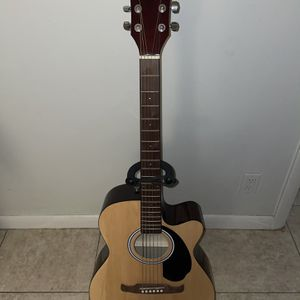 The Fender FA-135CE Concert Acoustic Guitar for Sale in West Palm Beach, FL