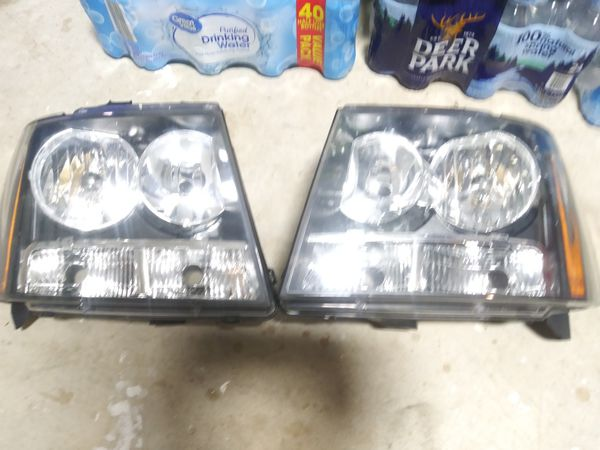 Chevy Avalanche Head Lights Stop Lights