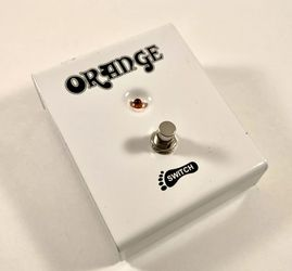 Orange Amp Amplification Foot Switch Single for Sale in Los Angeles,  CA
