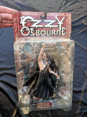 Ozzy Osbourne action figure for Sale in San Diego, CA