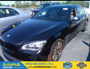 2014 BMW 7 Series for Sale in Stafford, VA