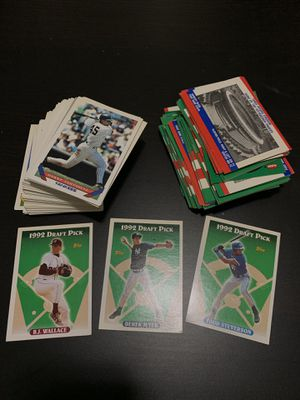 Baseball Cards 1993 Topps for Sale in Pflugerville, TX