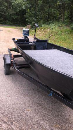 Jon boat for Sale in Hudson,  NH