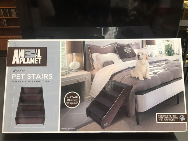 Animal Planet - Pet Stairs up to 60#