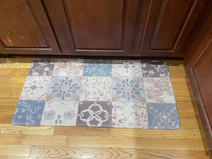 4 matching kitchen mats for Sale in Aurora, CO