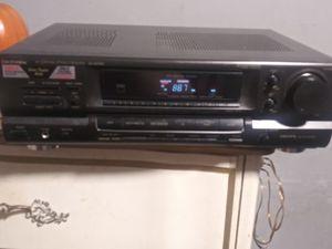 Technics receiver stereo for Sale in Detroit, MI