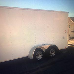 7X16 Aluminum Trailer for Sale in Desert Hot Springs, CA