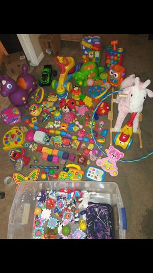 Used Toys (Infant - 3yo) for Sale in Irving, TX