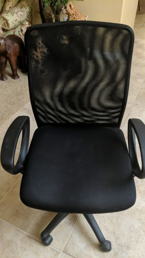 Computer chair in good condition. for Sale in Patterson, CA