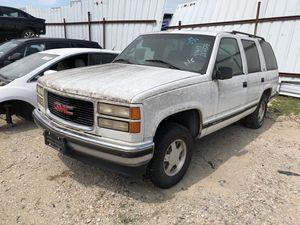1996 GMC Yukon parts for Sale in Grand Prairie, TX