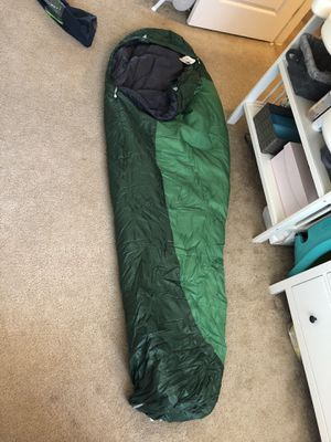 Camp sleeping bag for Sale in Fountain Valley, CA