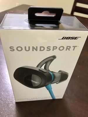 Bose SoundSport brand new sealed for Sale in Lewis Center, OH