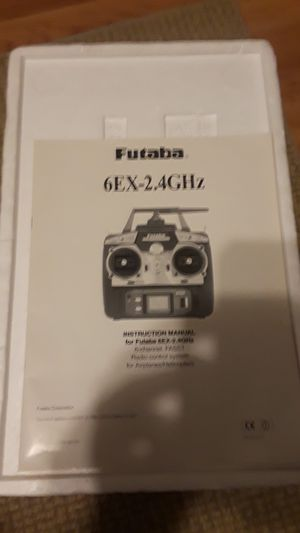 Futaba rc for airplanes and helicopters for Sale in Germantown, MD