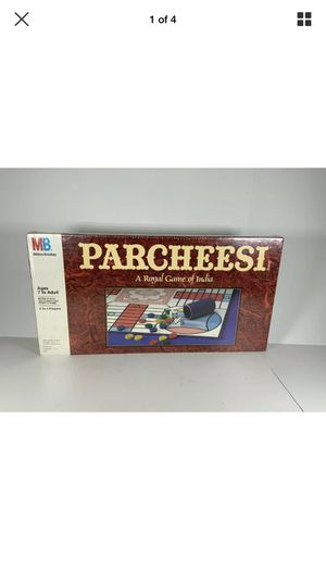 Parcheesi board game new vintage for Sale in Oceanside, NY