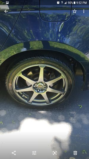 Rim and tire for Sale in East Hartford, CT