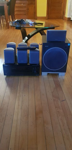 Pioneer amplifier for Sale in Chicago, IL