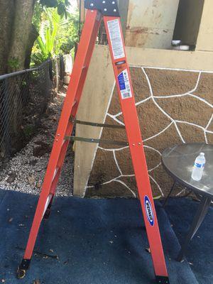 6 foot Werner ladder for Sale in Miami, FL